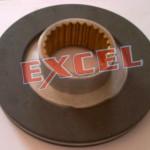 Single disc brake